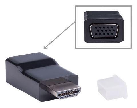 Natec Adapter HDMI to VGA