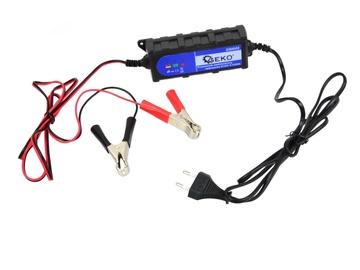 Зарядное устройство Geko G80008, 12 В