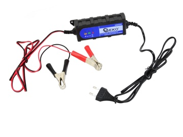 Зарядное устройство для аккумулятора Geko G80008 6/12V 4-120A