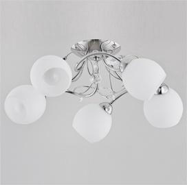 Lubinis šviestuvas Alfa Livia 21525, 5X40W, E14
