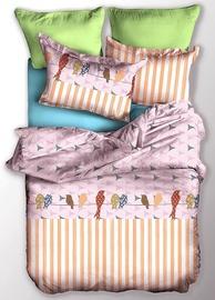Комплект постельного белья DecoKing, многоцветный, 135x200