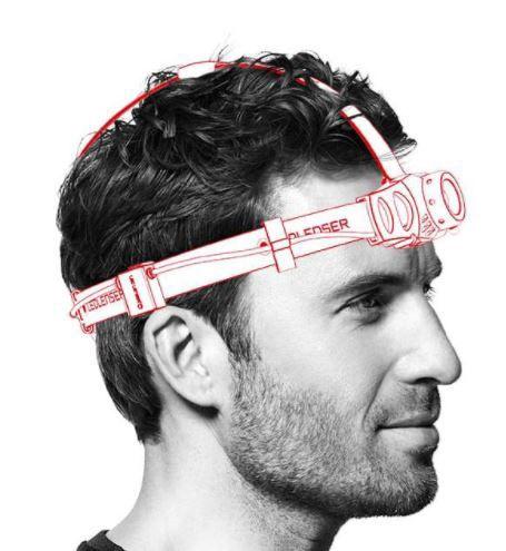Ledlenser Headlamp H6R