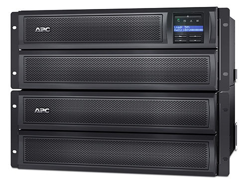 APC Smart-UPS X 120V External Battery Rack/Tower