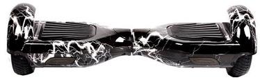 Visional Hoverboard 6.5'' Storm Black