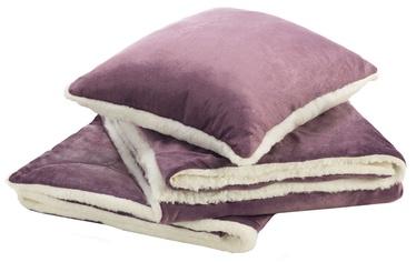 Dormeo Warm Hug Set 200 x 200 Purple