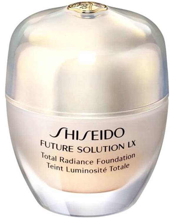 Shiseido Future Solution Lx Total Radiance Foundation Fluid 30ml 3 Neutral