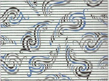 Vannas istabas paklājs Diana Twister, 1000x650 mm