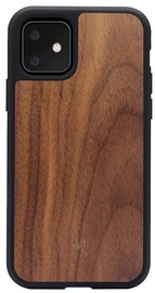 Woodcessories Bumper Back Case For Apple iPhone 11 Walnut/Black