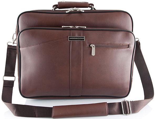 Modecom Geneva2 Laptop Bag 15.6 Brown