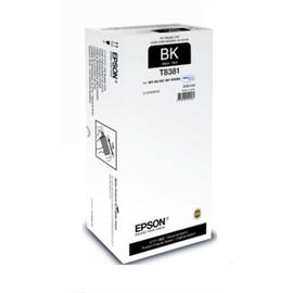 Чернила Epson T8391, черный, 402.1 мл