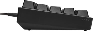 Клавиатура Corsair K65 RGB MINI Cherry MX Speed EN, черный