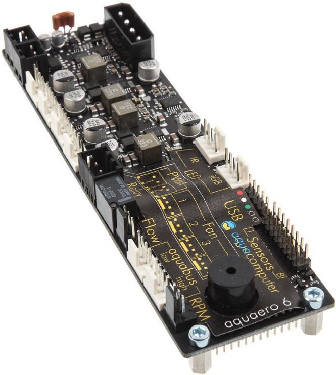 Aqua Computer Aquaero 6 LT USB Fan-Controller
