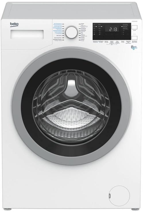 Pesumasin-kuivati Beko HTV 8733 XS0