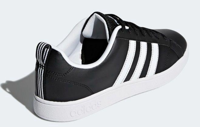 Adidas VS Advantage Shoes Black 46