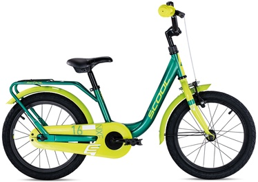 Scool Nixe Steel 26 16'' Green/Yellow