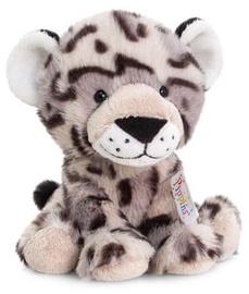 Mīkstā rotaļlieta Keel Toys Pippins Snow Leopard, 14 cm
