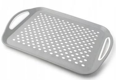 Galicja Plastic Tray Dark Grey 45x32cm
