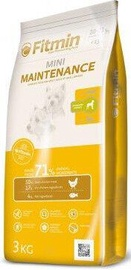 Fitmin Mini Maintenance Dog Food Poultry 3kg