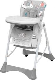 Maitinimo kėdutė Baby Design Pepe Gray 07