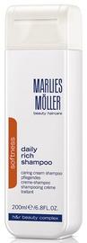 Marlies Möller Softness Daily Rich Shampoo 200ml