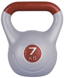 inSPORTline Dumbbell Vin-Bell Brown 7kg