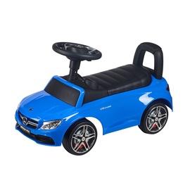 Mašina žaislinė paspiriama 638 mėlyna