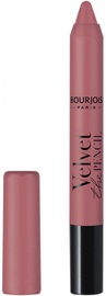 Huulepulk BOURJOIS Paris Velvet The Pencil Matt 04, 3 g