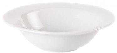 Porland Bella Bowl D16cm White