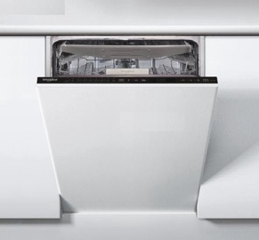 Iebūvējamā trauku mazgājamā mašīna Whirlpool WSIP 4O33 PFE