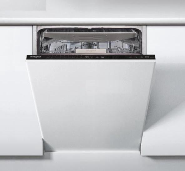 Įmontuojama indaplovė Whirlpool WSIP 4O33 PFE