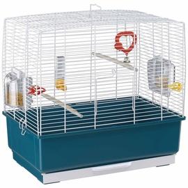 Клетка для птиц Ferplast Rekord 3 52009801, 490 мм x 300 мм x 485 мм