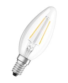 LAMPA LED FILAM B35 2.5W E14 2700K 250LM