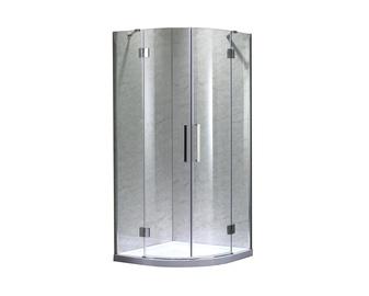 Kabine dušas k-581b/90x90 6mm bez palikt (masterjero)