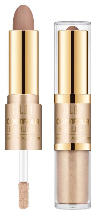 Milani Contour & Highlight Cream & Liquid Duo 3.6g + 3ml 01