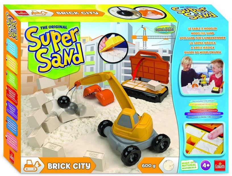 Goliath Super Sand Brick City 83290