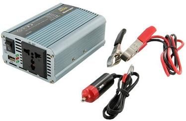 Whitenergy Power Inverter 24V DC To 230V AC USB 350W