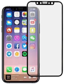 Blun 3D Extra Sticky Full Surface Screen Protector For Apple iPhone X Black
