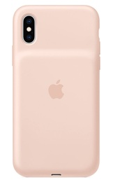 Apple Smart Battery Case for Apple iPhone XS Pink Sand
