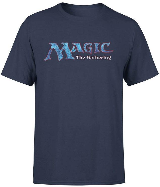 Футболка Licenced Magic The Gathering 93 Vintage Logo T-Shirt Navy XXL