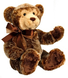 Mīkstā rotaļlieta Keel Toys Signature Bear Augustus, 30 cm
