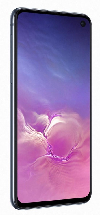 Mobilusis telefonas Samsung Galaxy S10e SM-G970F Prism Black Enterprise Edition, 128 GB