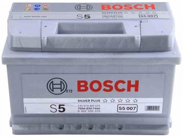 Bosch High Performance S5 001 Battery