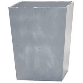 Вазон Keter Beton Conic, серый, 400 мм