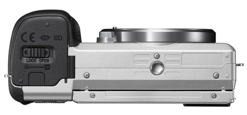 Sony Alpha A6100 Body Silver