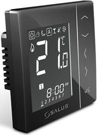Salus Controls VS30 Thermostat Black