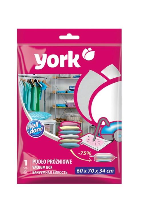 Vakuuminis maišas York, 60 x 70 x 34 cm