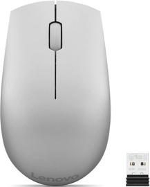 Lenovo 520 Wireless Optical Mouse Platinum