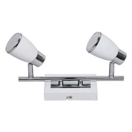 Kryptinis šviestuvas Domoletti Melinda AS-9486-02-7534, 2X50W, GU10
