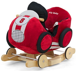 Milly Mally Rocking Chair Speedy Red