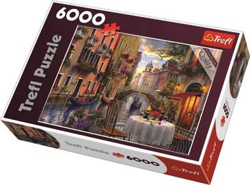 Dėlionė Trefl Romantiška Venecija, 6000 dalių